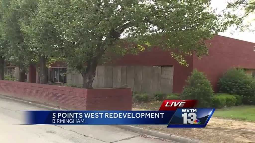Five points west