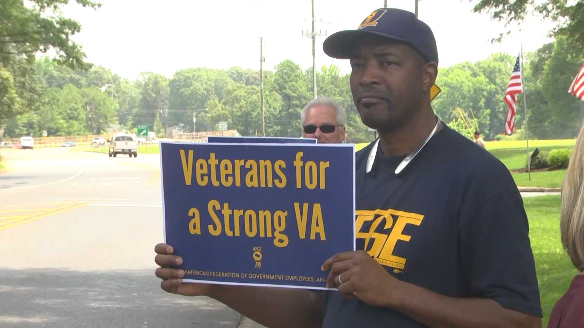 Veterans are pleading for action to help VA hospitals across Alabama and the country from closing due to a shortage of government funding.