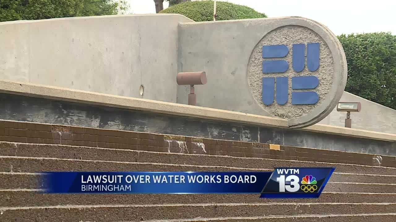 Birmingham Water Works board files suit over 2 new state laws