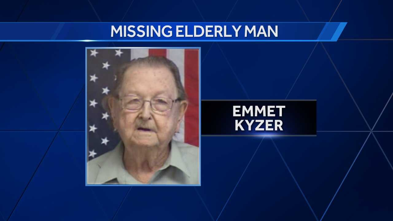 Family members are desperate to find 82-year-old Emmet Kyzer from Tuscaloosa County.