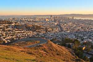 San Francisco hosted the DNC twice in 1920 and 1984.Nicolas Raymond - San Francisco Sunrise - Creative Commons Flickr
