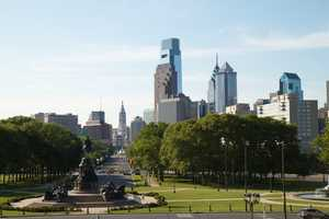 The site of the 2016 Democratic National Convention, Philadelphia has also hosted the DNC in 1936 and 1948.Rob Skenk - Philadelphia Skyline - Creative Commons Flickr