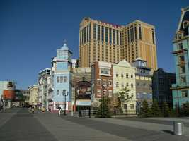 The 1964 Democratic National Convention was held in Atlantic City.Doug Kerr - Atlantic City Boardwalk - New Jersey - Creative Commons Flickr