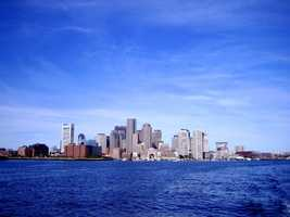 The Democratic National Convention was held in Boston in 2004.James - Boston Skyline - Creative Commons Flickr