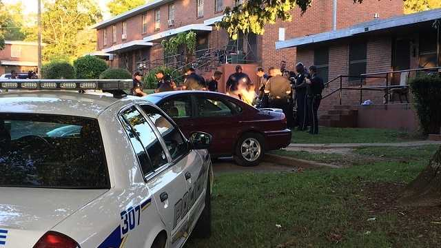 Woman, boyfriend shot in Birmingham Tuesday