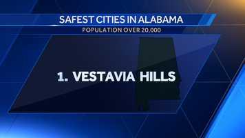 Population: 34,009Violent crime per 100,000: 64.7Property crime per 100,000: 1,340.8Crime score: 320
