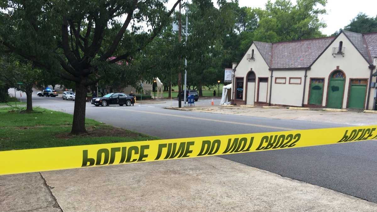 Two people were injured in a shooting on 9th Court South in Birmingham Thursday morning.