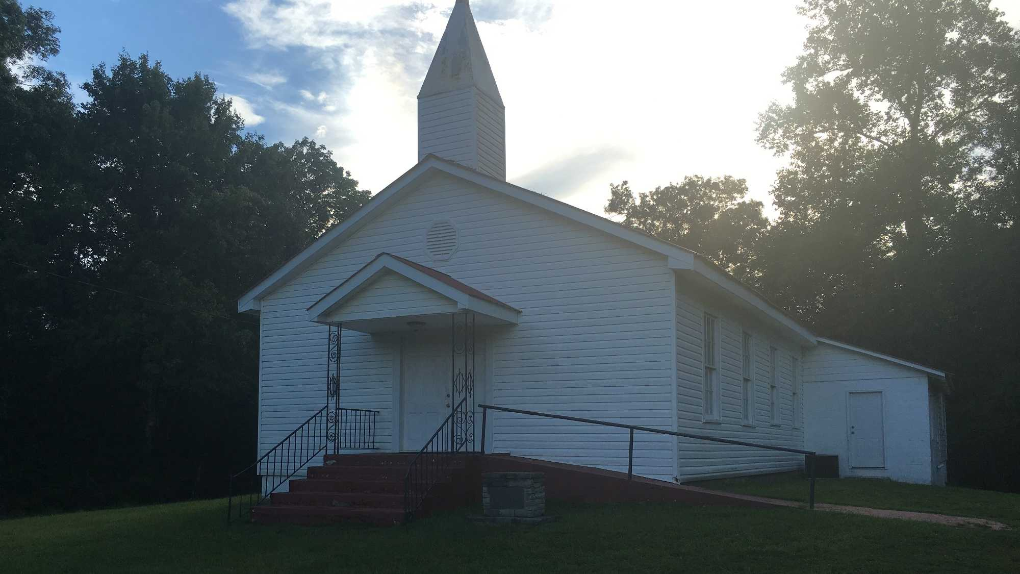 A Blount County church congregation is moving forward after a fire destroyed their sanctuary Tuesday.