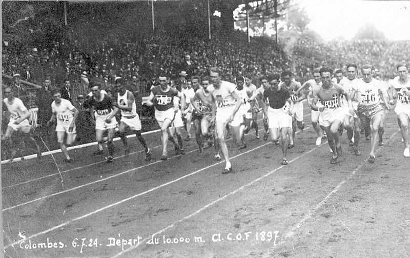 France has been deemed host of the Summer Olympics twice. (1924, 1900)1000 meters Paris 1924 - Creative Commons Wiki
