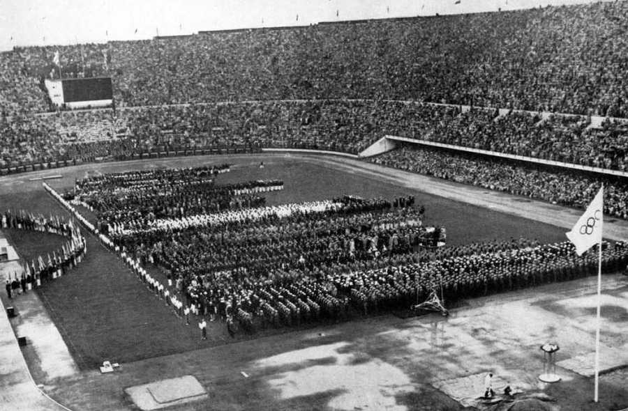 Finland hosted their only Summer Olympic games in 1952. The country was selected to host the 1940 Summer Olympics after the games were pulled from Japan, but the IOC decided to cancel the games entirely due to World War II. Nations at the 1952 Summer Olympics - Banyan Tree - Creative Commons Wiki