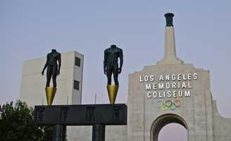 The United States has hosted the Summer Olympics more than any other country in the modern era. (1904, 1932, 1984, 1996)Los Angeles Memorial Coliseum - InSapphoWeTrust - Creative Commons Flickr