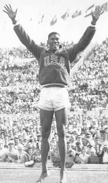 Tuscaloosa native Otis Davis received two gold medals at the 1960 Summer Olympics in Rome in both the 400m and 4x100m relay.Otis Davis 1960 Olympics - Creative Commons Wiki