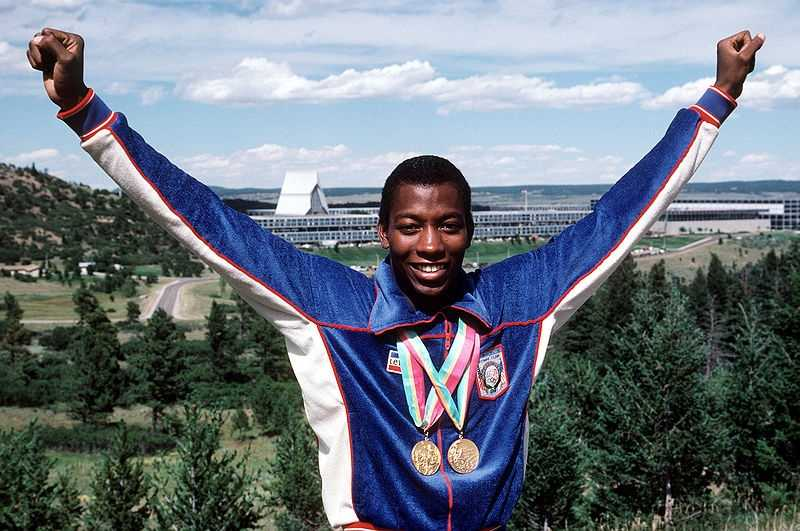 Montgomery native Alonzo Babers took the gold in both the 400m and 4x400m relay in Los Angeles at the 1984 Summer Olympics.Alonzo Babers - Mike Haggerty - Creative Commons Wiki