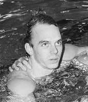 Ambrose 'Rowdy' Gains, a Auburn University graduate, placed first in the 100m freestyle, 4x100m relay and 4x100m medley relay at the 1984 summer games in Los Angeles.Speedo-meet Amersfoot 1983. Rowdy Gains - Croes, Rob C. / Anefo - Creative Commons Wiki