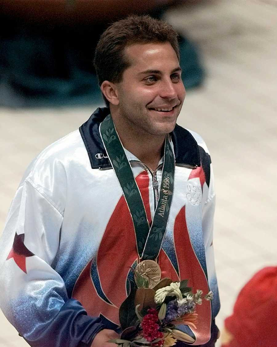 Mark Lenzi, a Huntsville native, won a gold medal in the 3m spring board at the 1992 summer games in Barcelona.AP Images