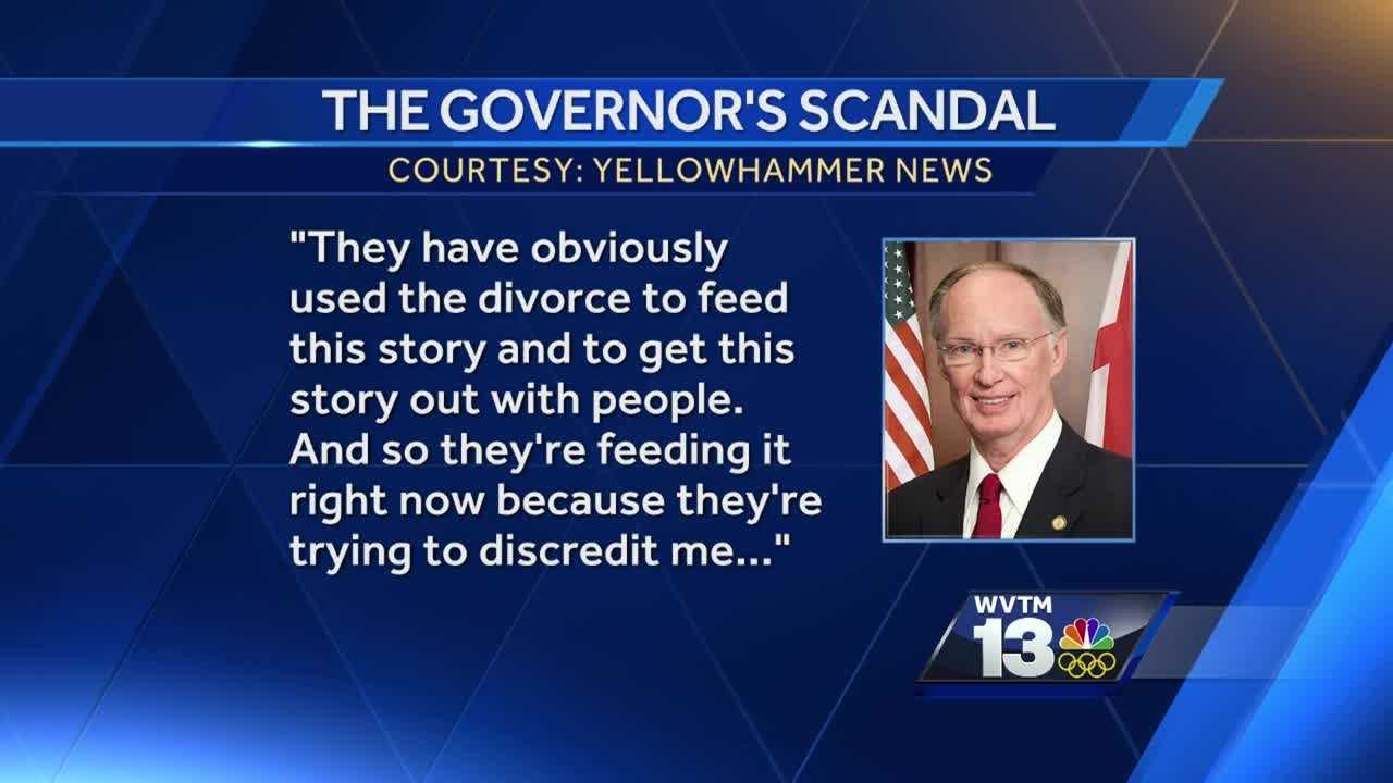 Phone recordings between Governor Bentley and State Rep. Alan Farley released
