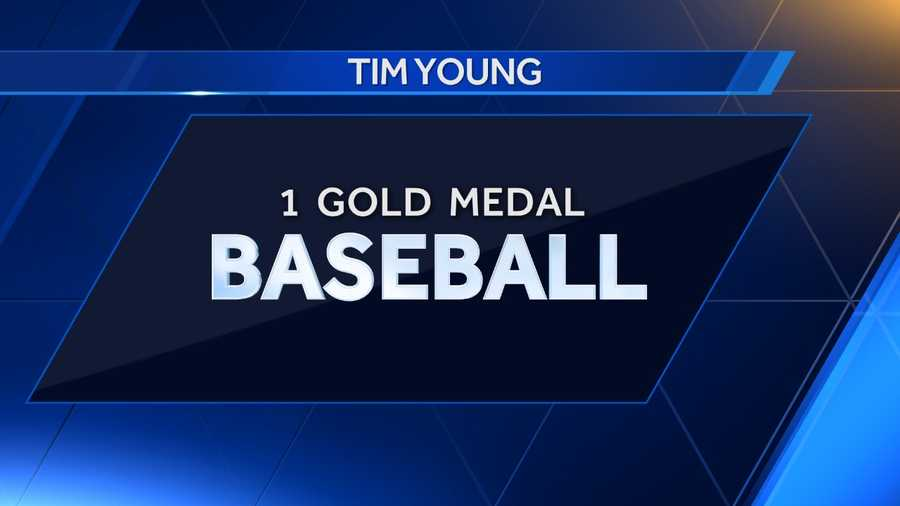 University of Alabama alum Tim Young helped the U.S. baseball team to a gold medal in 2000.