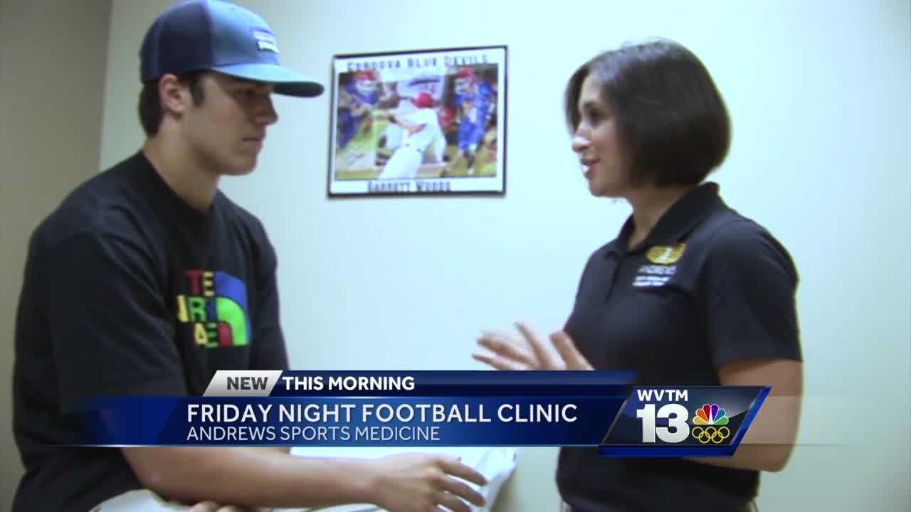 St. Vincent's East open Friday nights for football clinic