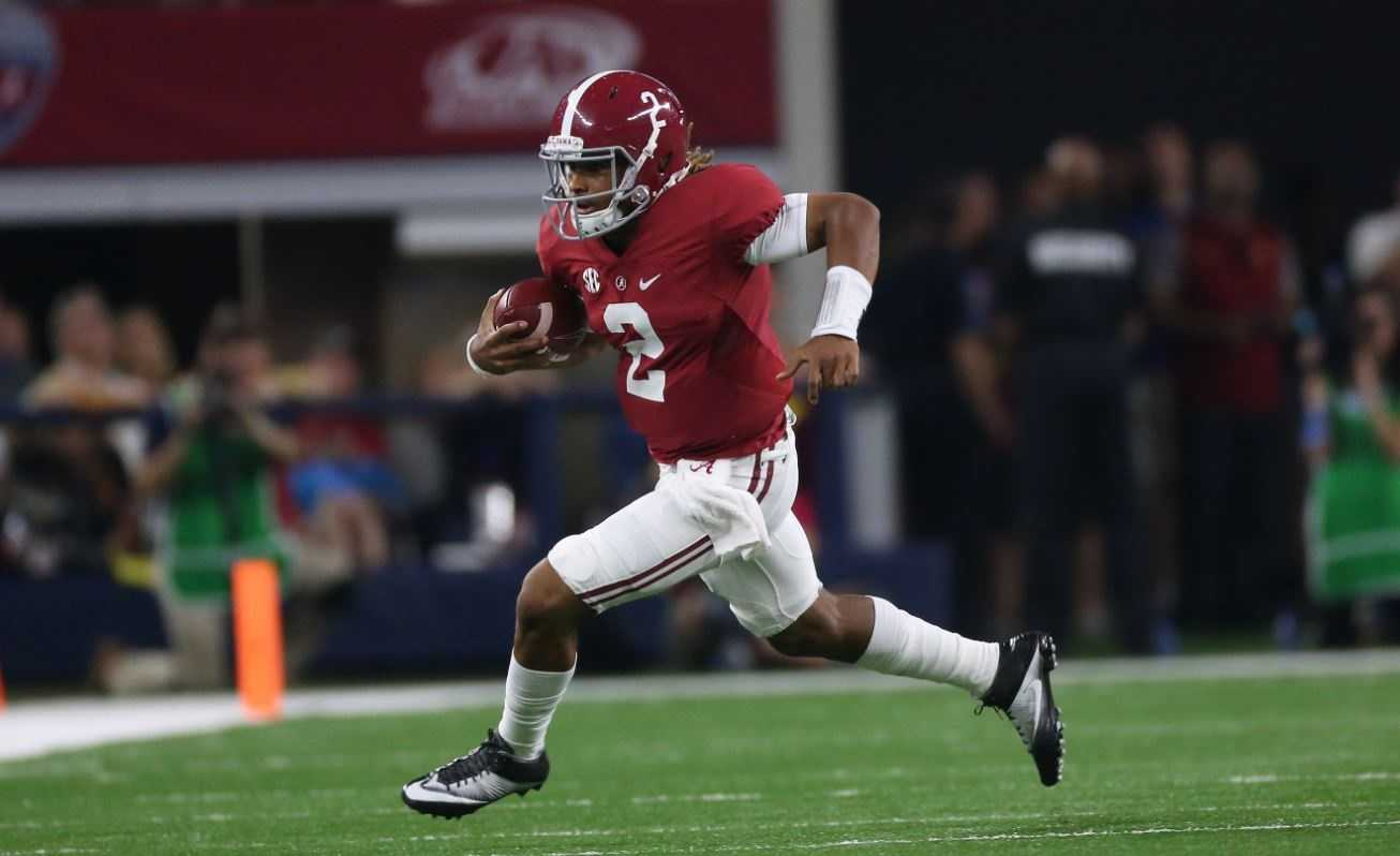 Nick Saban: Backup QB Blake Barnett has left program, school