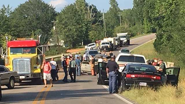 Two killed in Clay County crash