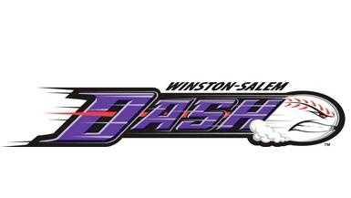 Winston-Salem Dash Logo - 26793251