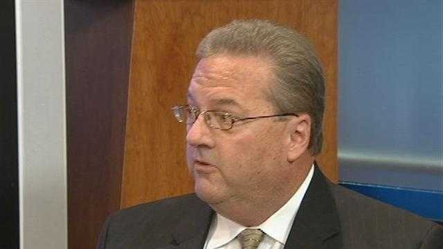 Bill Flynn in 2012 interview with WXII while running in House District 6.