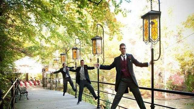 Make your own wedding dance entrance or exit special...