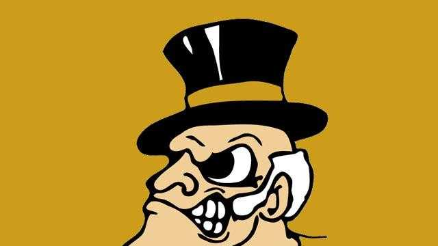 Wake Forest Demon Deacons - 30415946