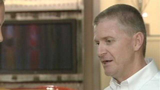 Kenny Interviews NASCAR's Jeff Burton