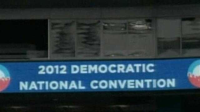 The national convention will be held this summer in Charlotte.