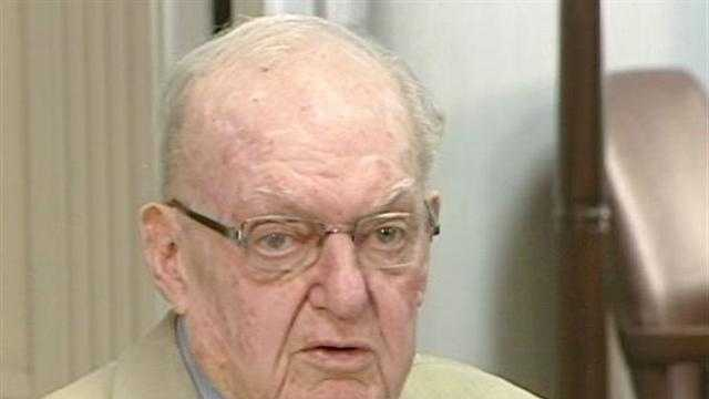 Rep. Howard Coble Discusses Future Plans - 30091283