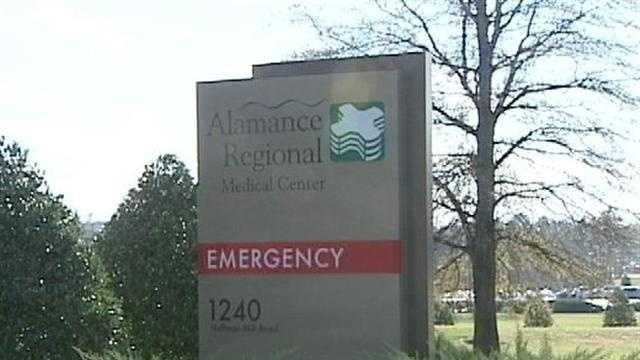 6PM MOSES CONE BUYS ALAMANCE REGIONAL - 30008348