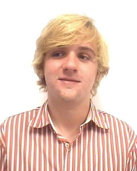 Christopher Swaim, 17: Charged with possession of marijuana.