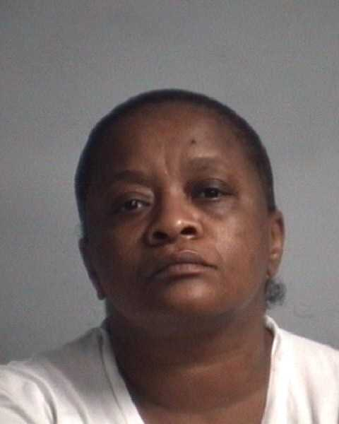 Shelia Shaw, 49: Charged with concealment of goods.