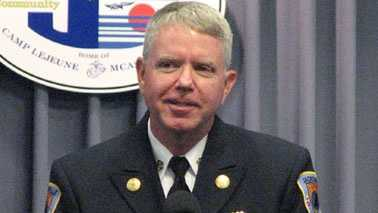 Rick McIntrye is currently a VP with the NC Association of Fire Chiefs.
