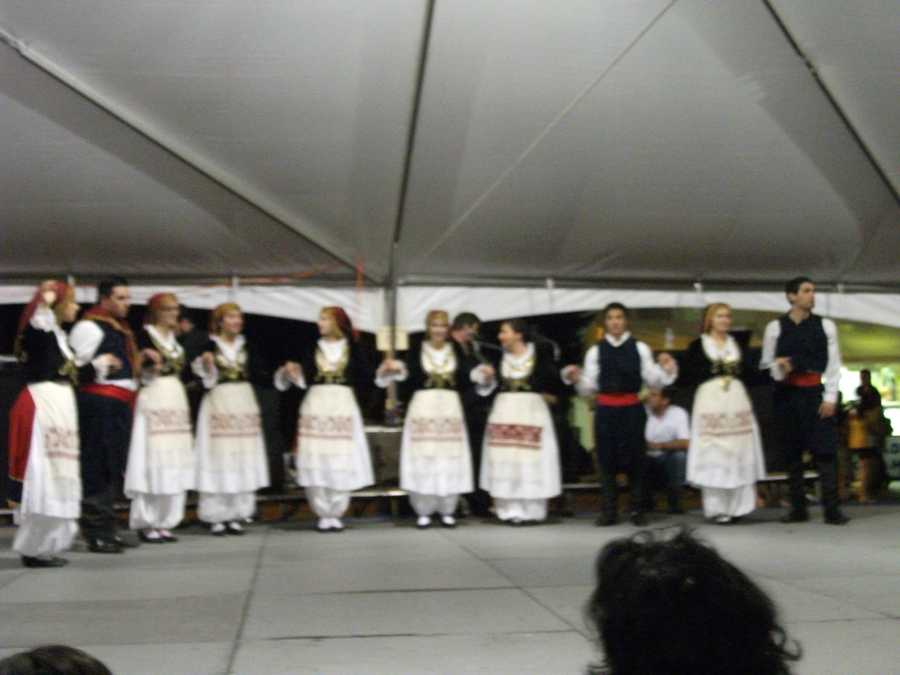 Greek students learn from many different ages to perform many Greek Traditional Dances.