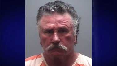 Gary Michael Lee (Alamance Co. Jail)