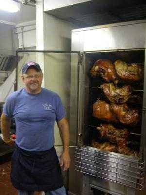 Meet Roy Dunn, co-owner of Speedy's. He and his brother Boyd have been running Speedy's since 1978.