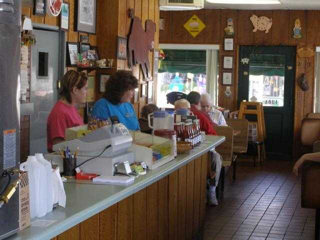 Kepley's was the smallest site that made our list. Bob, his staff, and even the customers made us feel right at home during our visit.