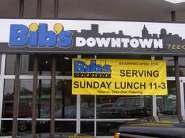 Located in the heart of Winston-Salem, Bib's Downtown is rapidly becoming a must-stop spot for locals and visitors alike.