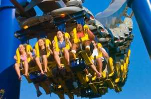 Carowinds has offered fun for the whole family for over 35 years. The amusement park has roller coasters, live music, water rides, shopping, and lots of good food!