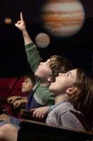 Morehead Planetarium and Science Center has given visitors a window to the stars for over 60 years. Located on the UNC campus, the planetarium offers multimedia fulldome planetarium shows, science demonstration shows and exhibits.
