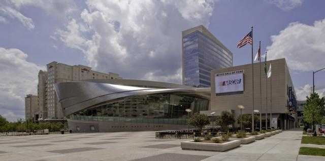 The NASCAR Hall of Fame has become a must-see pit stop. Race fans can check out more than 50 interactive experiences like tire-changing stations, realistic race simulators, a broadcast booth.