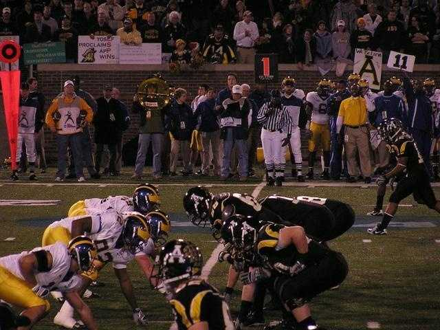 Want to see the state's winningest football team over the last decade? Head up to Boone and watch the high-flying Appalachian State Mountaineers.