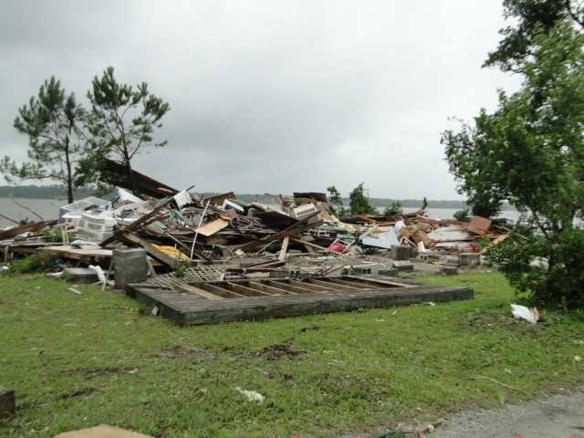 Check out these images sent to us by NBC affiliate WITN