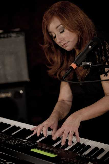 Tori Amos- Born in Newton, NC, Amos was at the forefront of alternative female musicians in the 1990's. To date, she has sold 12 million records worldwide.
