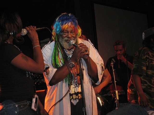 George Clinton- The mastermind behind Parliament-Funkadelic was born in Kannapolis. Clinton also produced one of the Red Hot Chili Peppers' first albums.