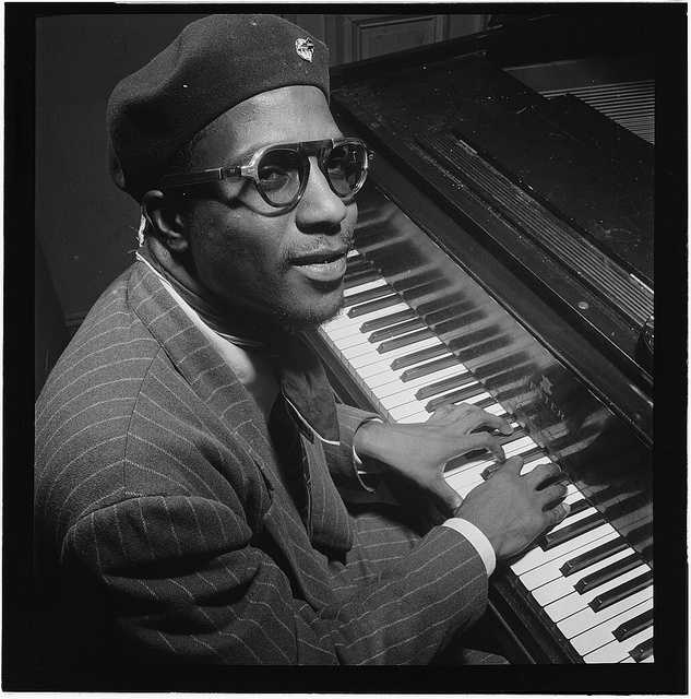 Thelonious Monk- Considered one of the forefathers of jazz, Monk was born in Rocky Mount. His musical style heavily influenced today's jazz standards.