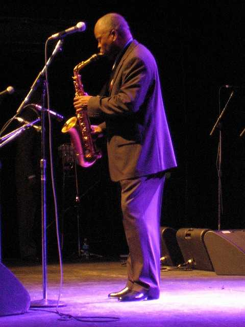 Maceo Parker- Born in Kinston, Parker is best known for his work with James Brown and George Clinton. In 2012, Parker was inducted into the NC Music Hall of Fame.