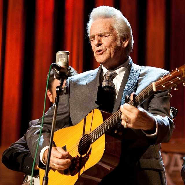 Del McCoury- In 2011 McCoury was inducted into the Bluegrass Music Hall of Fame. Born in Bakersville, NC, McCoury has won 31 Bluegrass Music Assoc. awards.